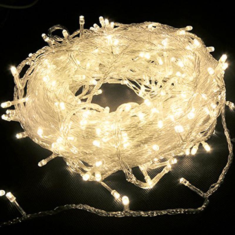20er 50er 100er led lichterkette weihnachtsbaum weihnachten deko beleuchtung top ebay. Black Bedroom Furniture Sets. Home Design Ideas